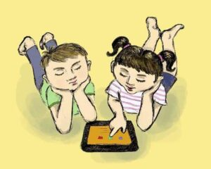 Mobile Apps मोबाइल ऐप जो बच्चो को बेहतर बनाते हैं