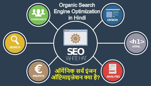 ऑर्गेनिक सर्च इंजन ऑप्टिमाइज़ेशन क्या है? | Organic Search Engine Optimization in Hindi